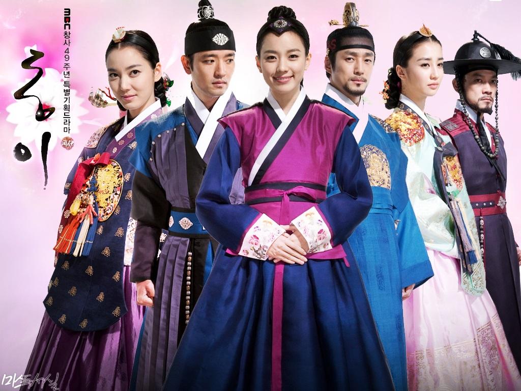 ทงอี จอมนางคู่บัลลังก์ (Dong Yi)