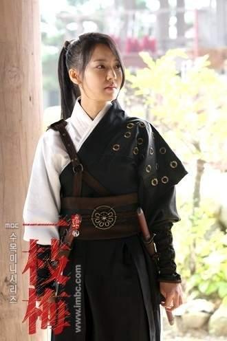 ซีรี่ย์ The Return of Iljimae  จอมใจ จอมโจร