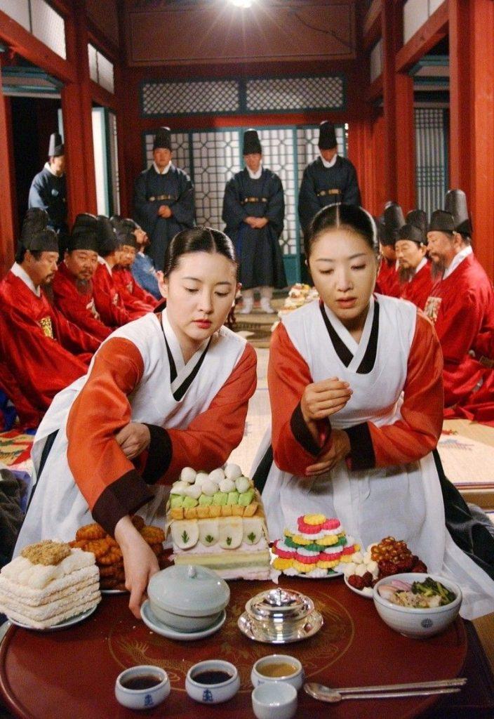 การทำอาหาร Dae Jang Geum (แดจังกึม)
